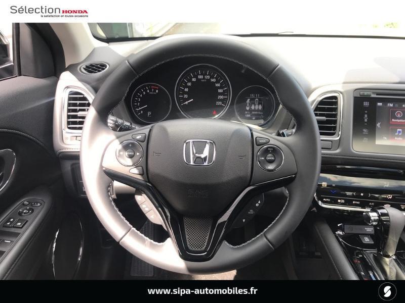 Honda HR-V 1.5 i-VTEC 130ch Exclusive CVT Noir occasion à Le Bouscat - photo n°6
