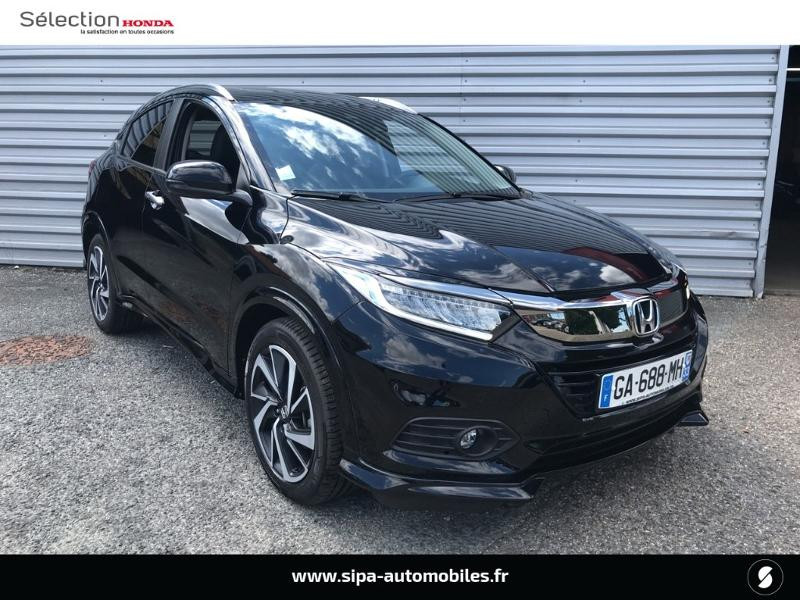 Honda HR-V 1.5 i-VTEC 130ch Exclusive CVT Noir occasion à Le Bouscat - photo n°2