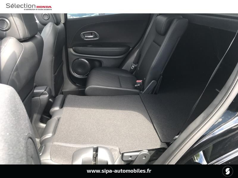 Honda HR-V 1.5 i-VTEC 130ch Exclusive CVT Noir occasion à Le Bouscat - photo n°15