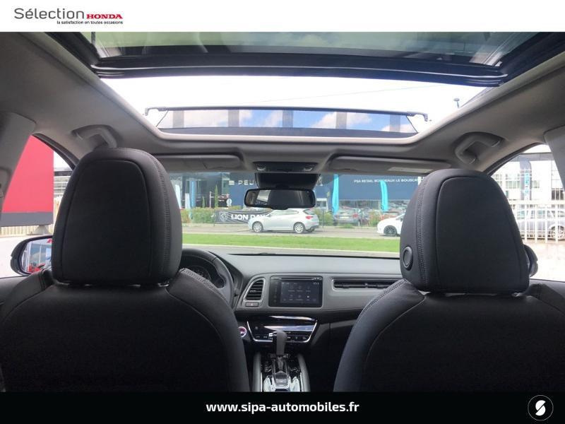 Honda HR-V 1.5 i-VTEC 130ch Exclusive CVT Noir occasion à Le Bouscat - photo n°11