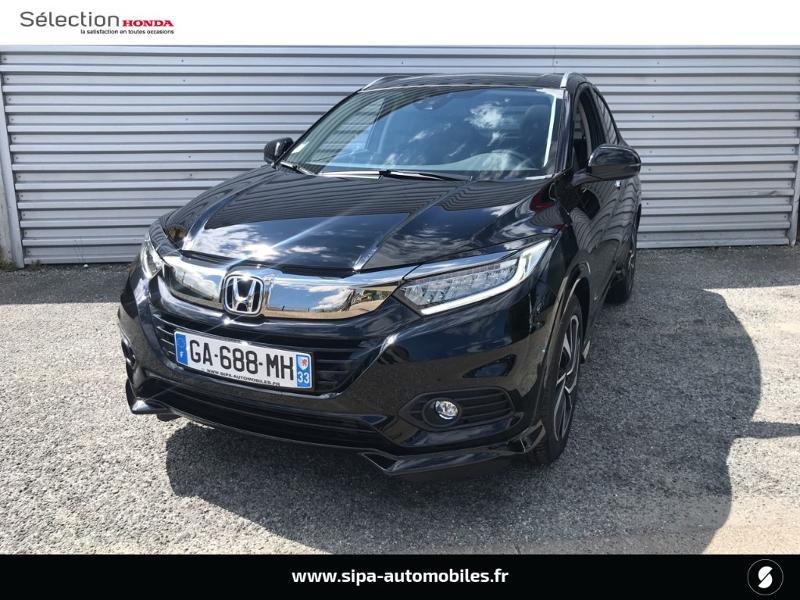 Honda HR-V 1.5 i-VTEC 130ch Exclusive CVT Noir occasion à Le Bouscat