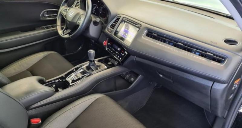 Honda HR-V 1.5 i-VTEC 130ch Exclusive Navi Noir occasion à TOURLAVILLE - photo n°7