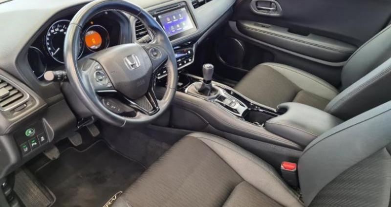 Honda HR-V 1.5 i-VTEC 130ch Exclusive Navi Noir occasion à TOURLAVILLE - photo n°6