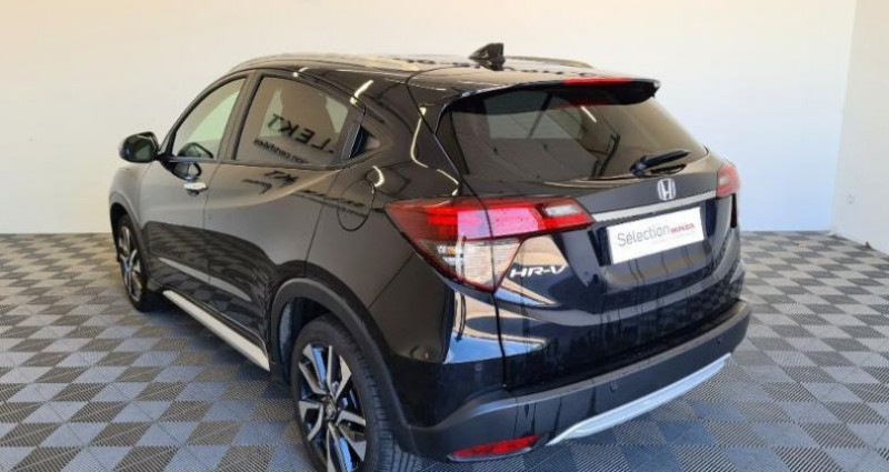 Honda HR-V 1.5 i-VTEC 130ch Exclusive Navi Noir occasion à TOURLAVILLE - photo n°4
