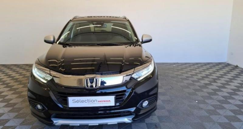 Honda HR-V 1.5 i-VTEC 130ch Exclusive Navi Noir occasion à TOURLAVILLE - photo n°2