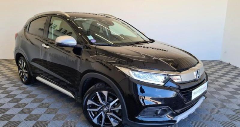 Honda HR-V 1.5 i-VTEC 130ch Exclusive Navi Noir occasion à TOURLAVILLE