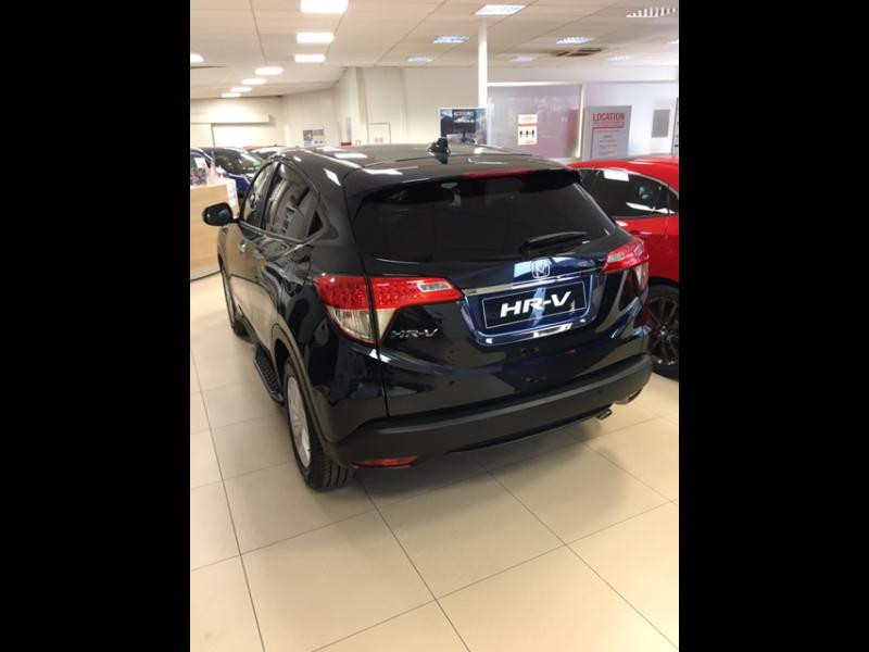 Honda HR-V 1.5 i-VTEC 130ch Executive CVT Noir occasion à NICE - photo n°4
