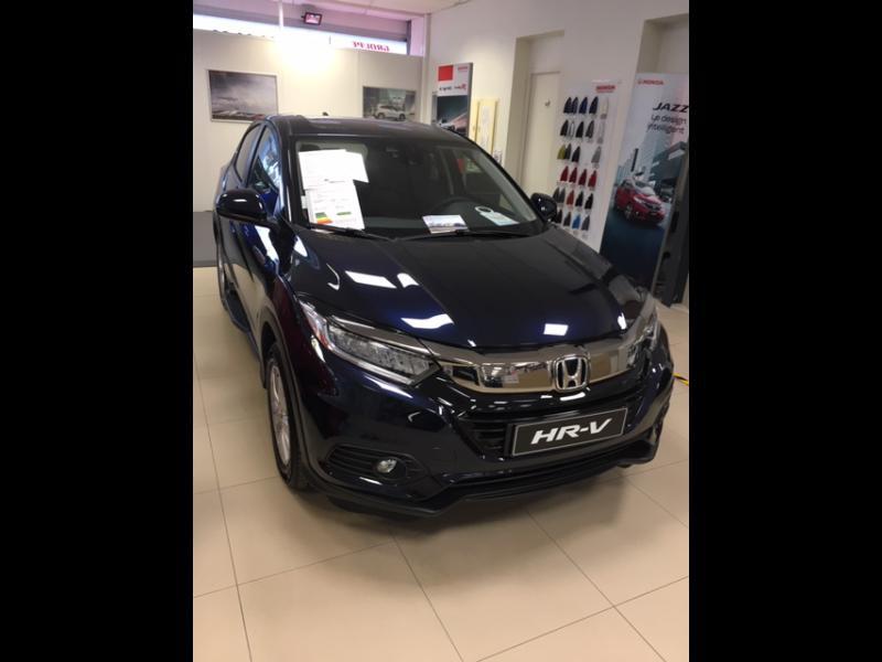 Honda HR-V 1.5 i-VTEC 130ch Executive CVT Noir occasion à NICE - photo n°2
