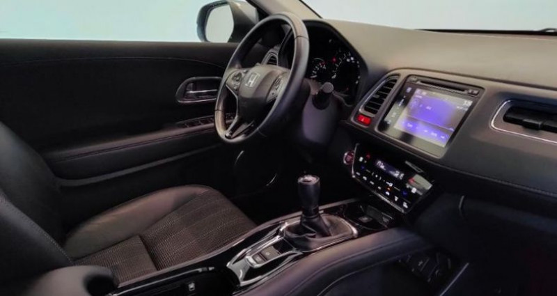 Honda HR-V 1.6 i-DTEC 120ch Exclusive Navi Noir occasion à TOURLAVILLE - photo n°7