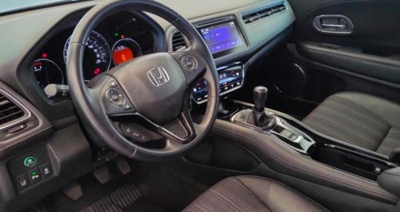 Honda HR-V 1.6 i-DTEC 120ch Exclusive Navi Noir occasion à TOURLAVILLE - photo n°6