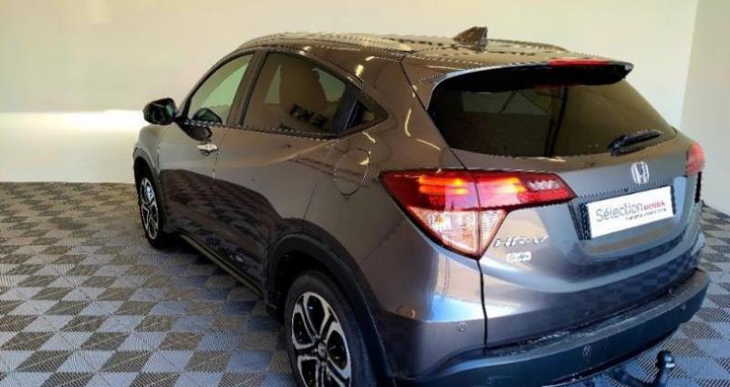 Honda HR-V 1.6 i-DTEC 120ch Exclusive Navi Noir occasion à TOURLAVILLE - photo n°4