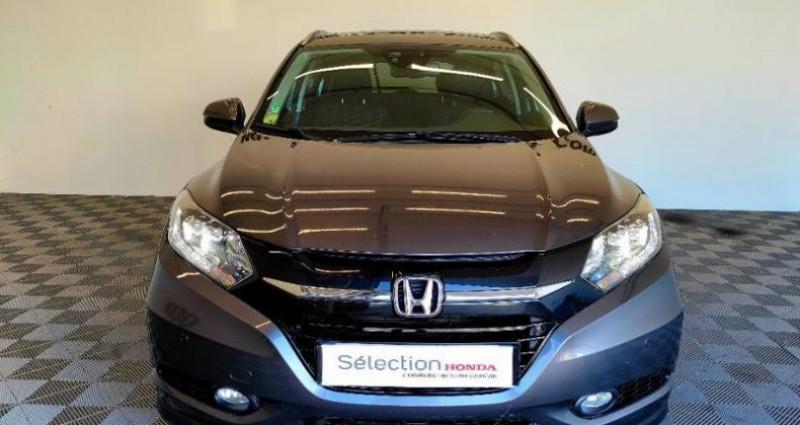 Honda HR-V 1.6 i-DTEC 120ch Exclusive Navi Noir occasion à TOURLAVILLE - photo n°2