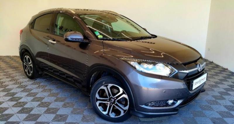 Honda HR-V 1.6 i-DTEC 120ch Exclusive Navi Noir occasion à TOURLAVILLE