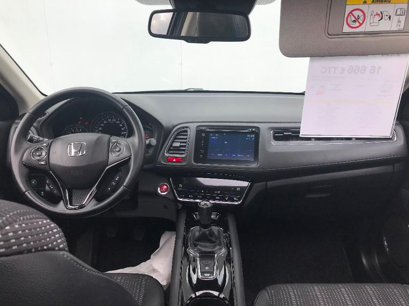 Honda HR-V 1.6 i-DTEC 120ch Exclusive Navi Bleu occasion à Labège - photo n°7