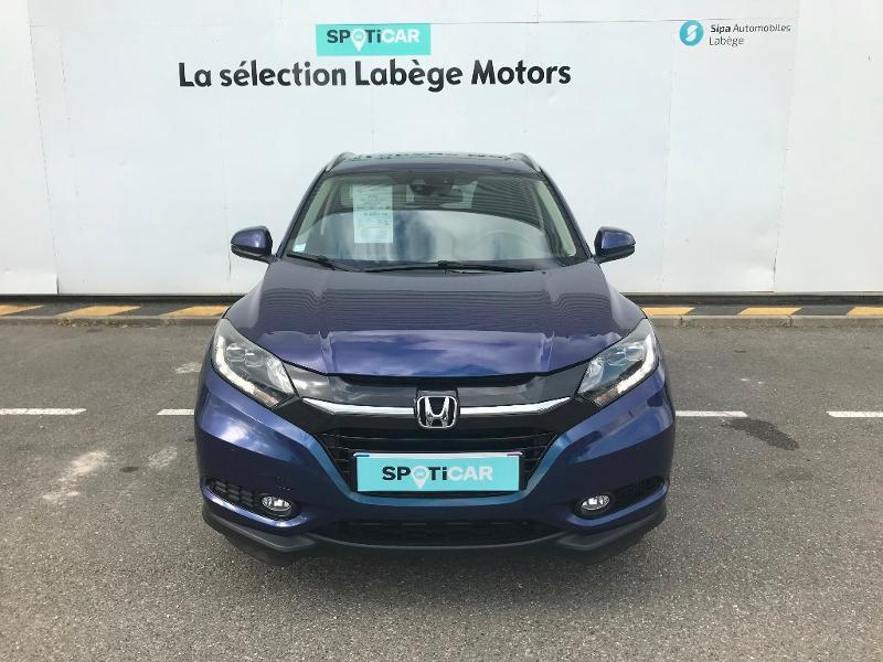 Honda HR-V 1.6 i-DTEC 120ch Exclusive Navi Bleu occasion à Labège - photo n°2