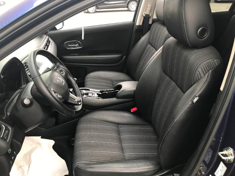 Honda HR-V 1.6 i-DTEC 120ch Exclusive Navi Bleu occasion à Labège - photo n°8