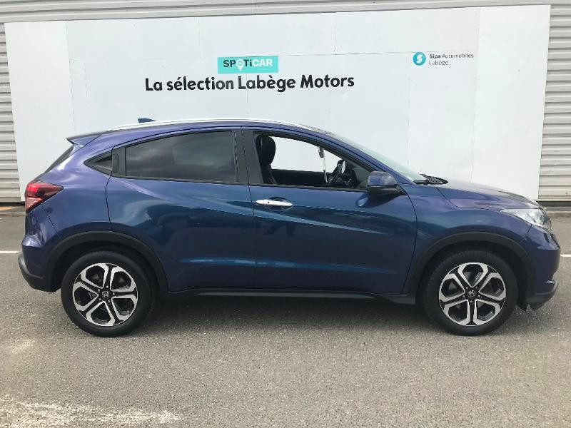 Honda HR-V 1.6 i-DTEC 120ch Exclusive Navi Bleu occasion à Labège - photo n°4