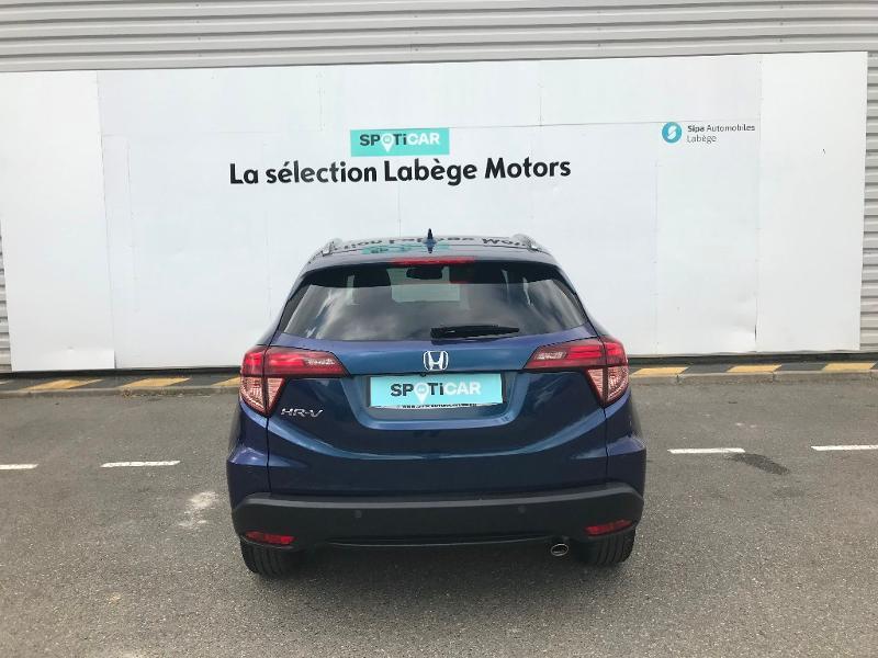 Honda HR-V 1.6 i-DTEC 120ch Exclusive Navi Bleu occasion à Labège - photo n°5