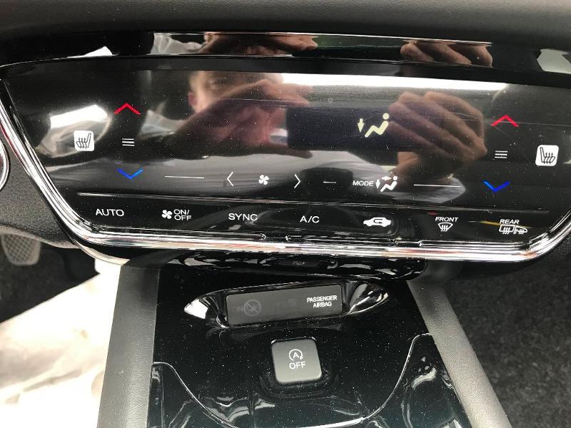 Honda HR-V 1.6 i-DTEC 120ch Exclusive Navi Bleu occasion à Labège - photo n°19