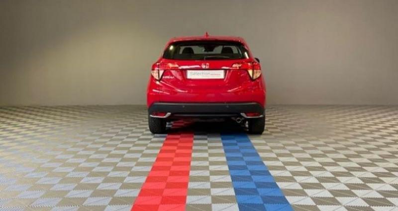 Honda HR-V 1.6 i-DTEC 120ch Executive Navi Rouge occasion à Saint Etienne - photo n°4