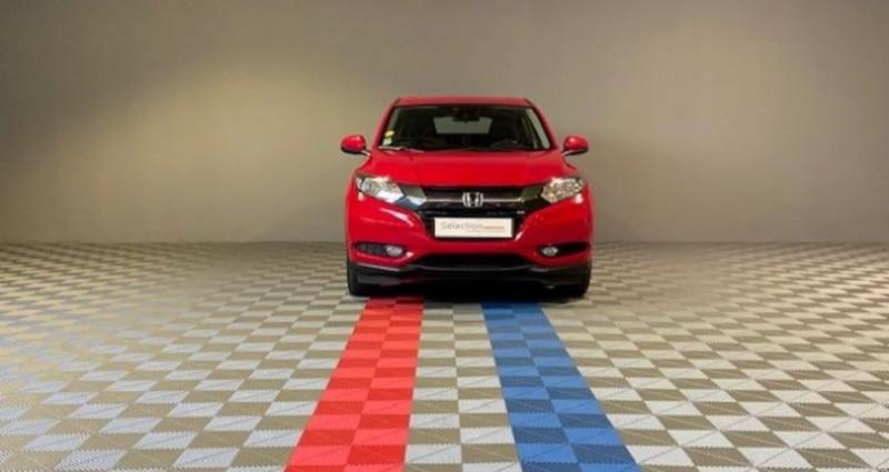 Honda HR-V 1.6 i-DTEC 120ch Executive Navi Rouge occasion à Saint Etienne - photo n°3