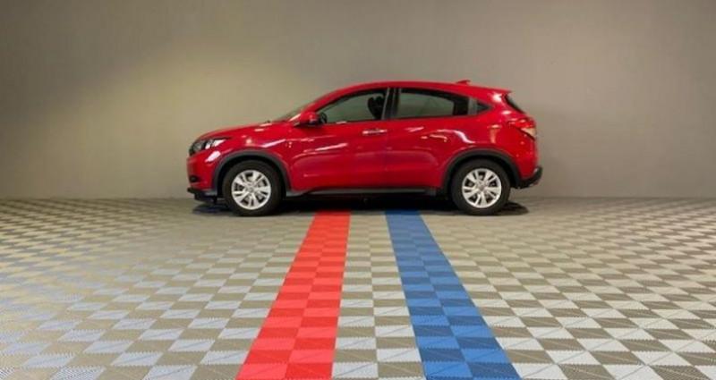 Honda HR-V 1.6 i-DTEC 120ch Executive Navi Rouge occasion à Saint Etienne - photo n°6