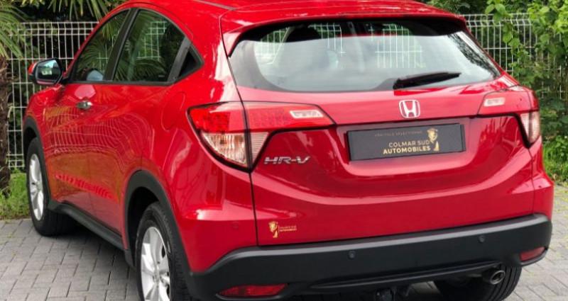 Honda HR-V 1.6 I-DTEC 120CH EXECUTIVE NAVI Rouge occasion à COLMAR - photo n°2