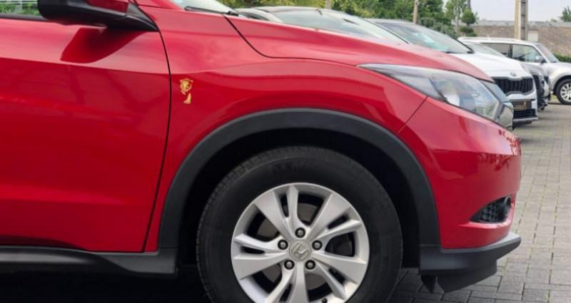 Honda HR-V 1.6 I-DTEC 120CH EXECUTIVE NAVI Rouge occasion à COLMAR - photo n°7