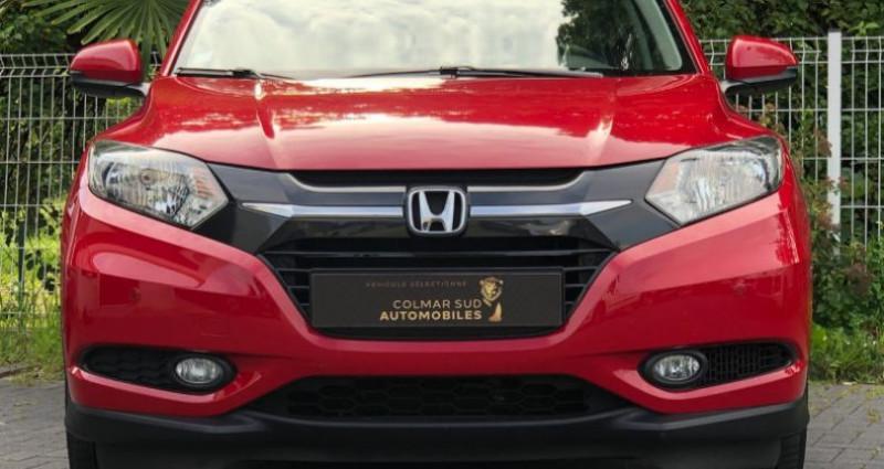 Honda HR-V 1.6 I-DTEC 120CH EXECUTIVE NAVI Rouge occasion à COLMAR - photo n°6