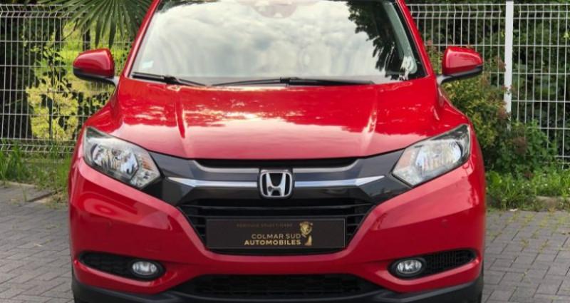 Honda HR-V 1.6 I-DTEC 120CH EXECUTIVE NAVI Rouge occasion à COLMAR - photo n°5