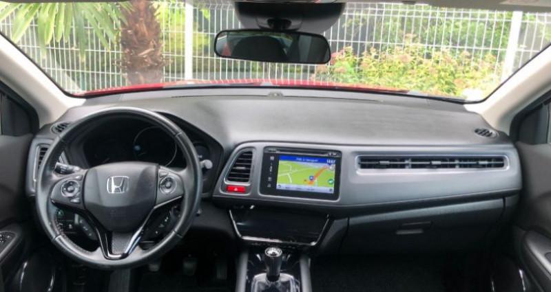 Honda HR-V 1.6 I-DTEC 120CH EXECUTIVE NAVI Rouge occasion à COLMAR - photo n°3