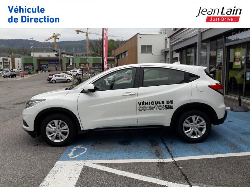 Honda HR-V HR-V 1.5  i-VTEC Elegance 5p Blanc occasion à Seynod - photo n°8