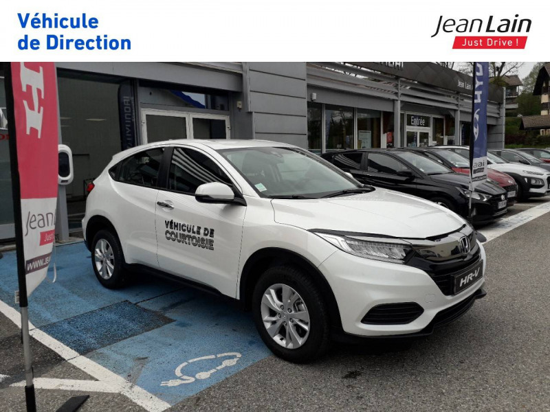 Honda HR-V HR-V 1.5  i-VTEC Elegance 5p Blanc occasion à Seynod - photo n°3