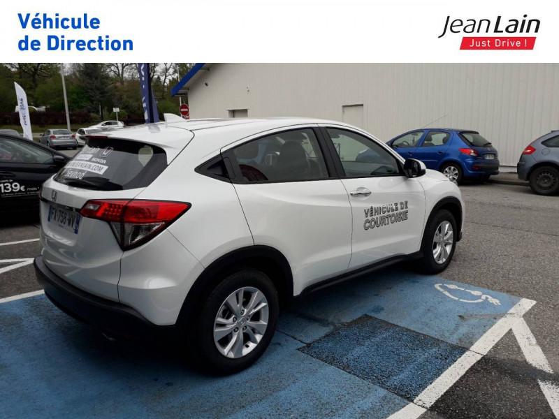 Honda HR-V HR-V 1.5  i-VTEC Elegance 5p Blanc occasion à Seynod - photo n°5