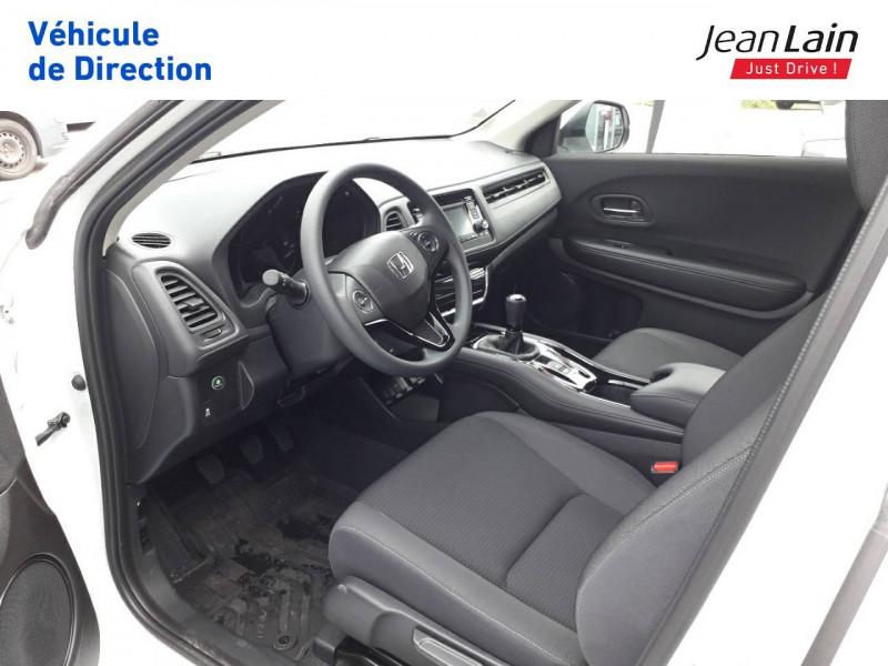 Honda HR-V HR-V 1.5  i-VTEC Elegance 5p Blanc occasion à Seynod - photo n°11