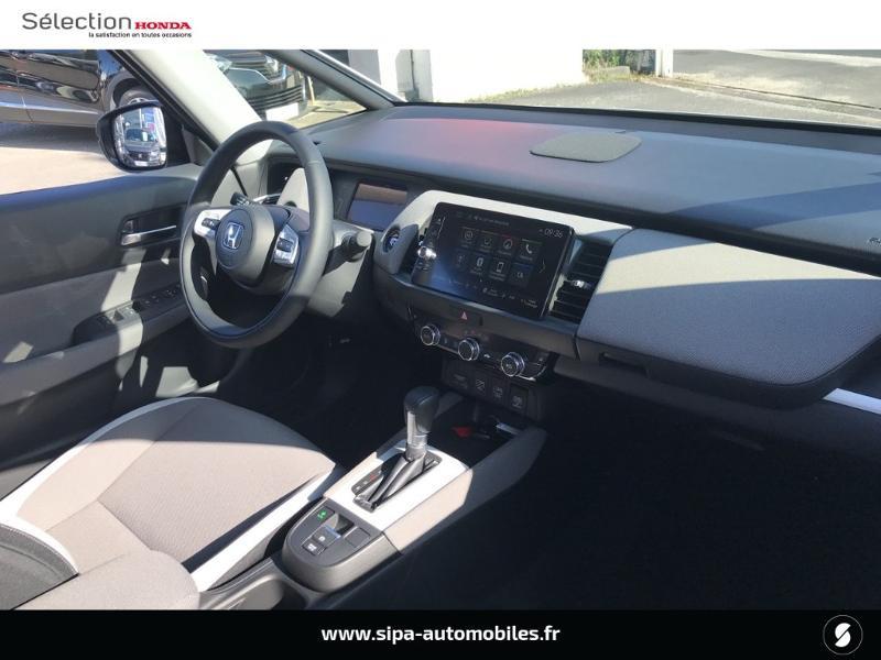 Honda Jazz crosstar 1.5 i-MMD 109ch Exclusive Blanc occasion à Le Bouscat - photo n°4