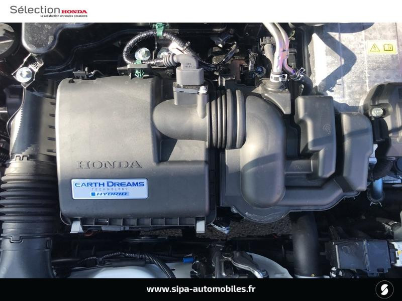 Honda Jazz crosstar 1.5 i-MMD 109ch Exclusive Blanc occasion à Le Bouscat - photo n°13