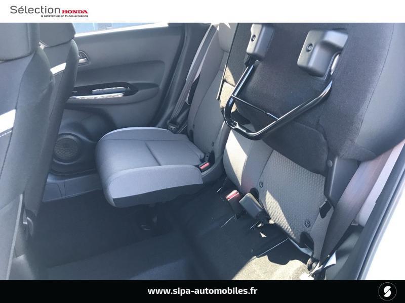 Honda Jazz crosstar 1.5 i-MMD 109ch Exclusive Blanc occasion à Le Bouscat - photo n°16