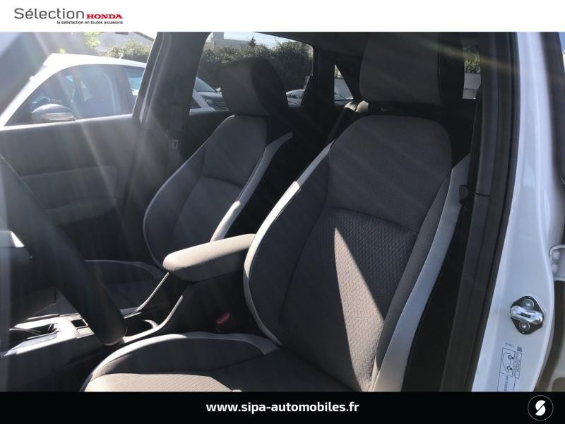 Honda Jazz crosstar 1.5 i-MMD 109ch Exclusive Blanc occasion à Le Bouscat - photo n°9