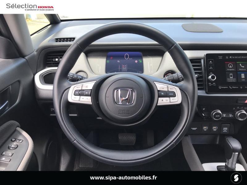 Honda Jazz crosstar 1.5 i-MMD 109ch Exclusive Noir occasion à Le Bouscat - photo n°6