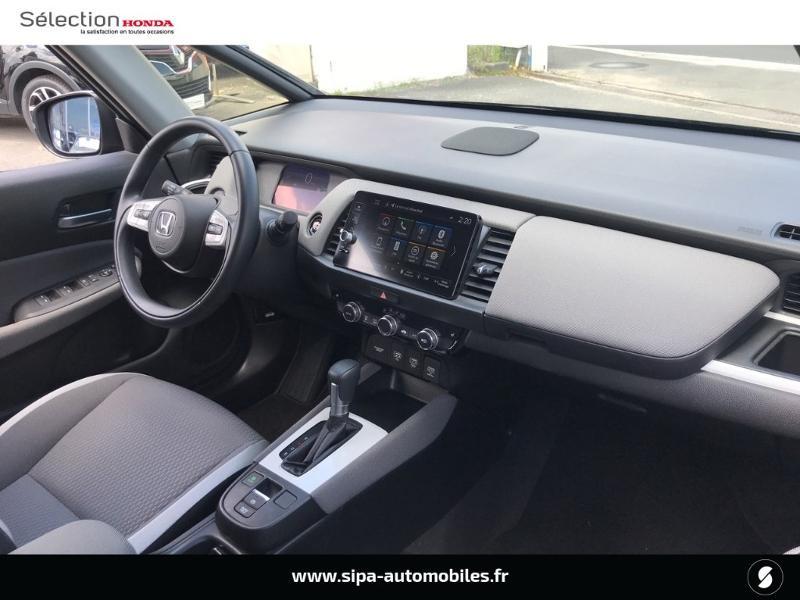 Honda Jazz crosstar 1.5 i-MMD 109ch Exclusive Noir occasion à Le Bouscat - photo n°4