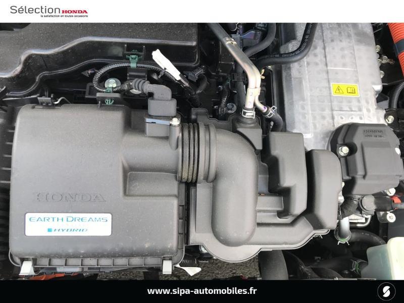 Honda Jazz crosstar 1.5 i-MMD 109ch Exclusive Noir occasion à Le Bouscat - photo n°13