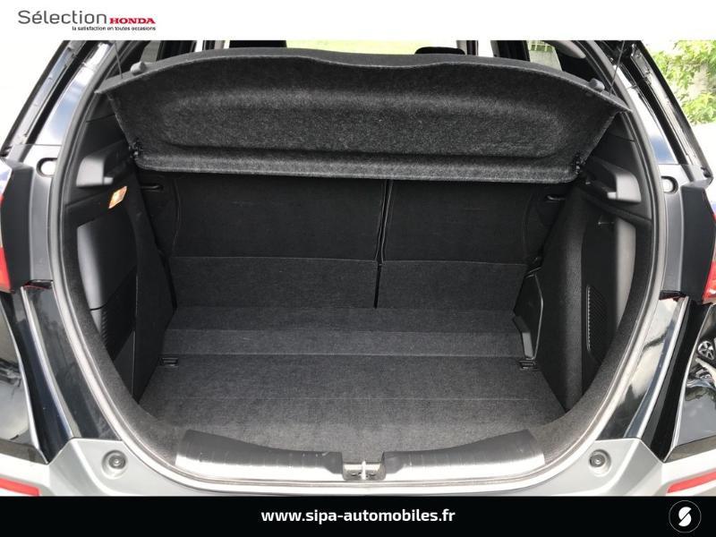 Honda Jazz crosstar 1.5 i-MMD 109ch Exclusive Noir occasion à Le Bouscat - photo n°7