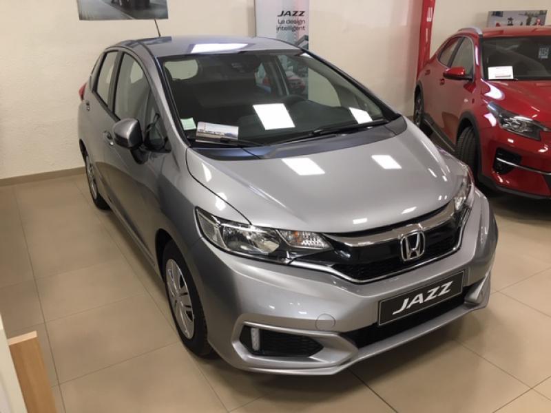 Honda Jazz 1.3 i-VTEC 102ch Elegance Euro6d-T Argent occasion à NICE - photo n°2