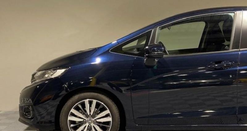 Honda Jazz 1.3 i-VTEC 102ch Exclusive Navi CVT Bleu occasion à Saint Etienne - photo n°6