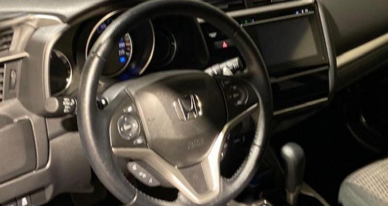 Honda Jazz 1.3 i-VTEC 102ch Exclusive Navi CVT Bleu occasion à Saint Etienne - photo n°2