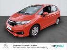 Honda Jazz 1.3 i-VTEC 102ch Executive CVT Orange à LOUDEAC 22