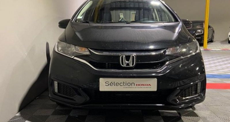 Honda Jazz 1.3 i-VTEC 102ch Executive Navi CVT Noir occasion à Saint Etienne - photo n°2