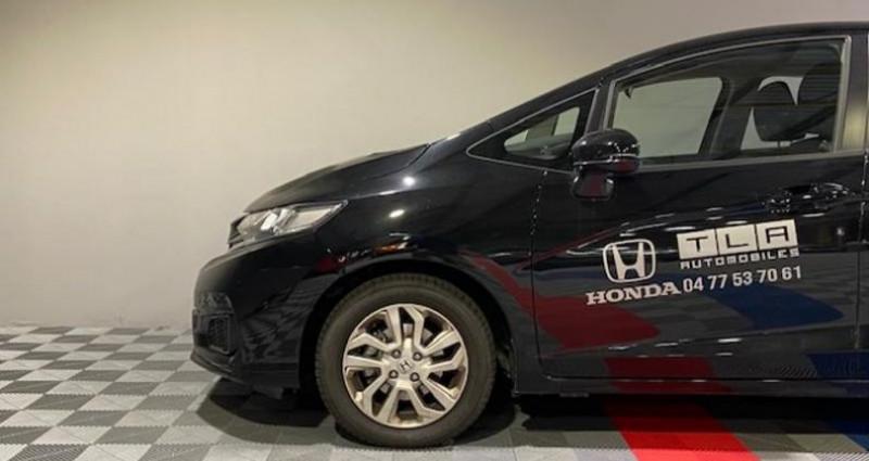 Honda Jazz 1.3 i-VTEC 102ch Executive Navi CVT Noir occasion à Saint Etienne - photo n°4