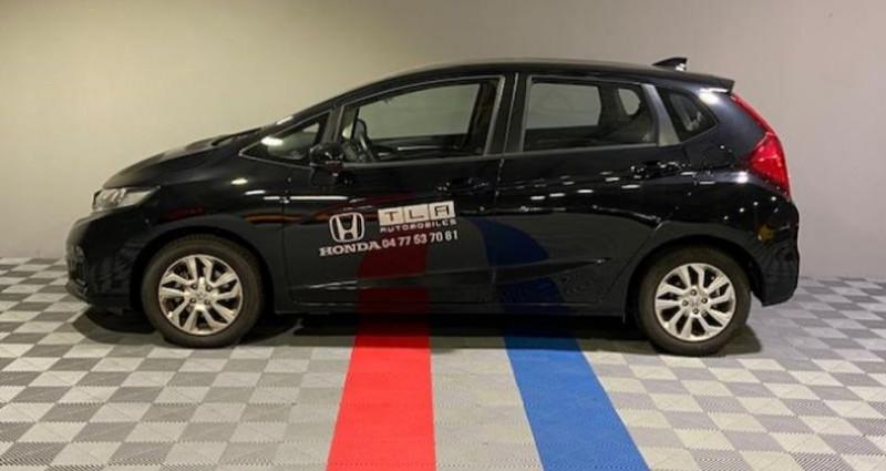Honda Jazz 1.3 i-VTEC 102ch Executive Navi CVT Noir occasion à Saint Etienne - photo n°6